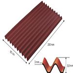 Ондулин - вълнообразни плоскости