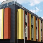 Бои за стени и фасади
